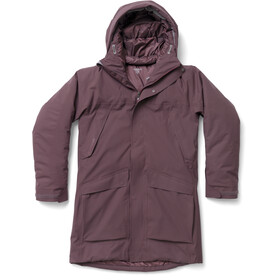 Houdini Fall in Parka Women red illusion